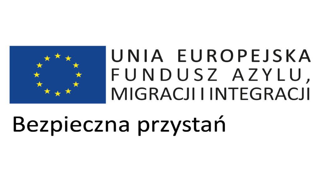 logo Programu Krajowego Funduszu Azylu Migracji i Integracji